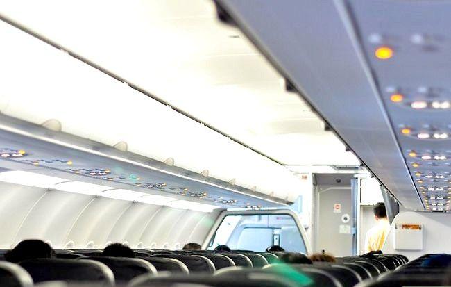 Hvordan man får et godt sæde på et fly