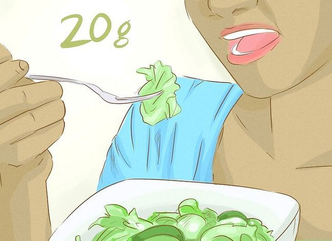 Billede med titlen Antal Carbs på Atkins Diet Step 11