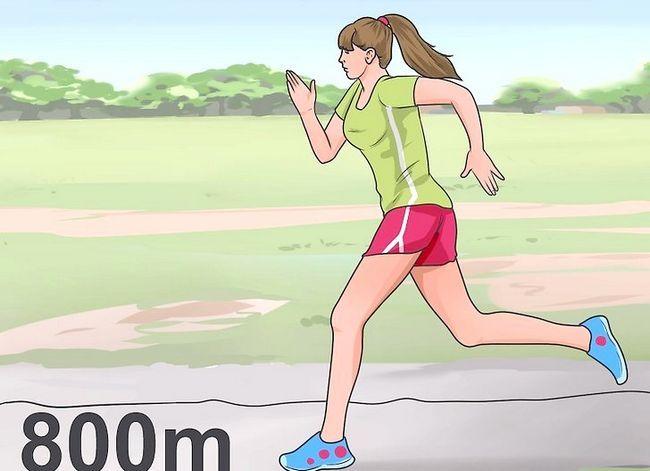 Billedbetegnelse Kør et hurtigere 800m trin 10