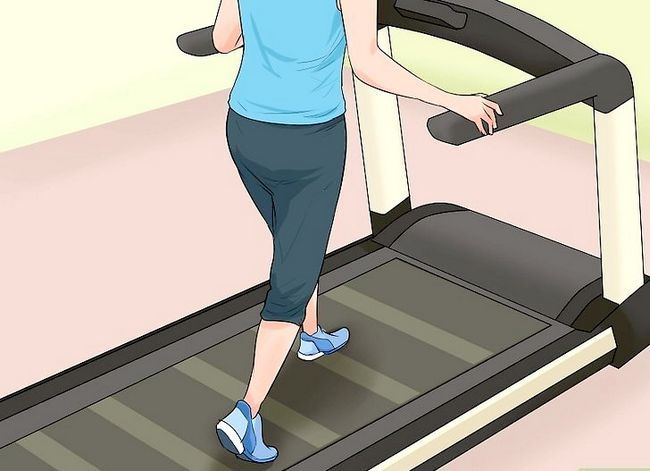 Billede med titlen Train Your`V Shaped` Walking Style to a Straight Style Step 2