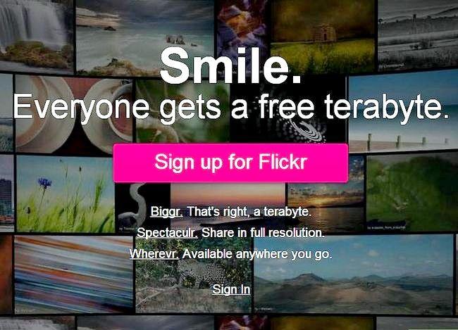 Sådan opretter du et online fotoalbum på Flickr