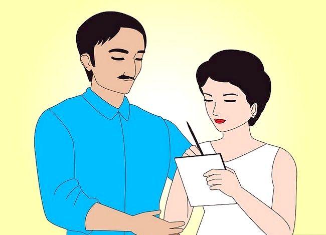 Sådan opretter du en bryllupsgavistabelliste