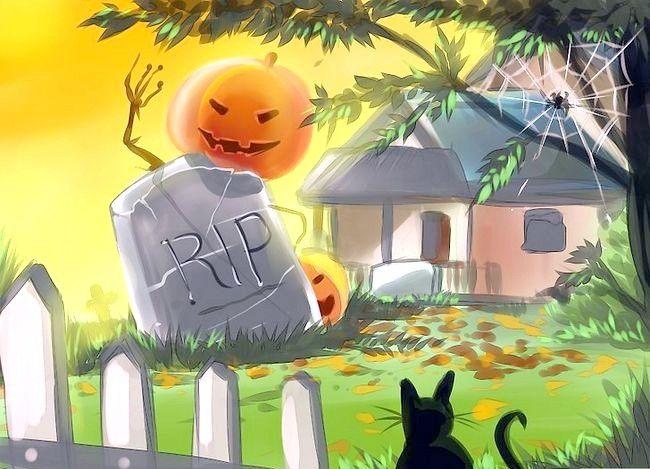Hvordan til at dekorere til Halloween