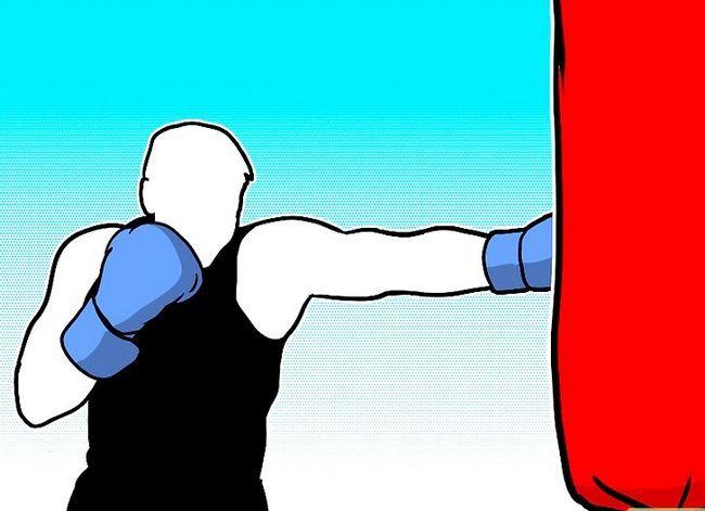 Billedbetegnelse Udvikl hastighed når boksning Trin 1