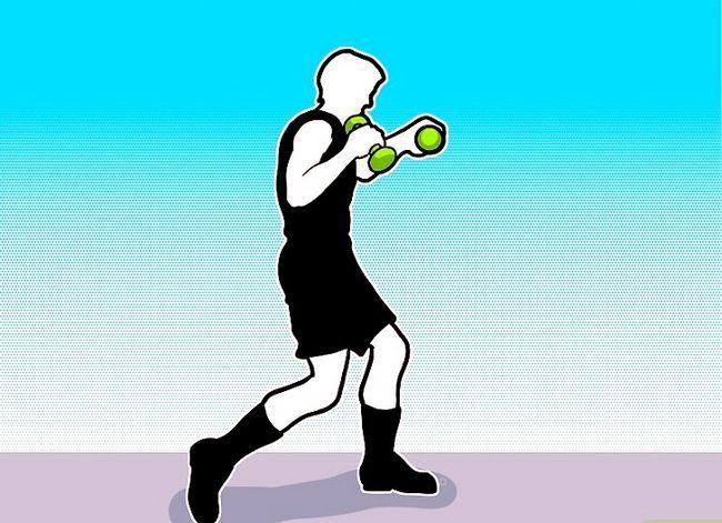 Billedbetegnelse Udvikl hastighed når boksning trin 4