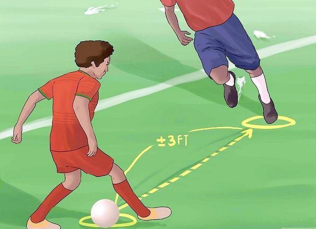 Billede med titlen Dribble Som Cristiano Ronaldo Trin 10