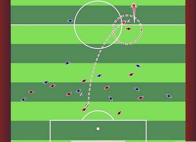 Billedbetegnelse Forstå fodboldstrategi Trin 5