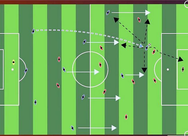 Billedbetegnelse Forstå fodboldstrategi Trin 6