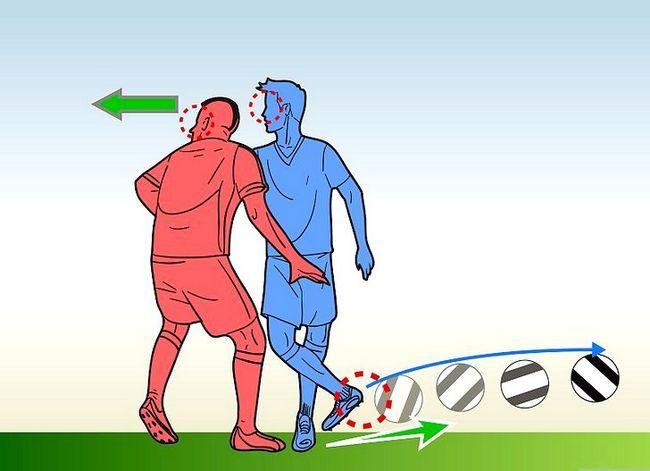 Billedbetegnelse Forstå fodboldstrategi Trin 9