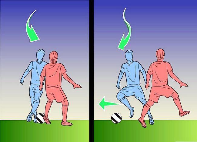 Billedbetegnelse Forstå fodboldstrategi Trin 10