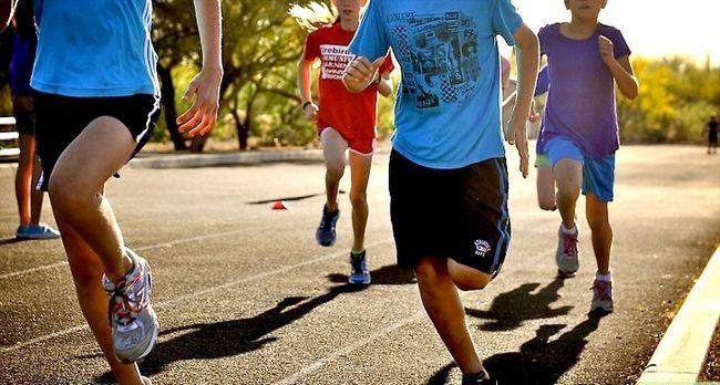 Billedbetegnelse Do Sprint Training Step 2