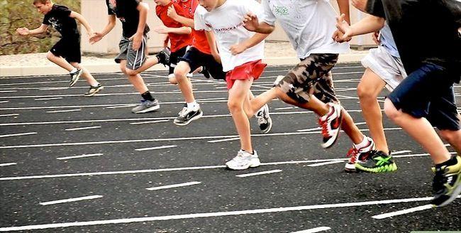 Billedets titel Do Sprint Training Trin 4