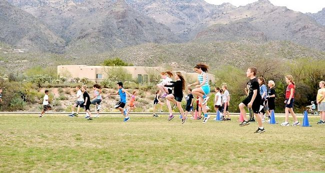 Billedets titel Do Sprint Training Trin 6