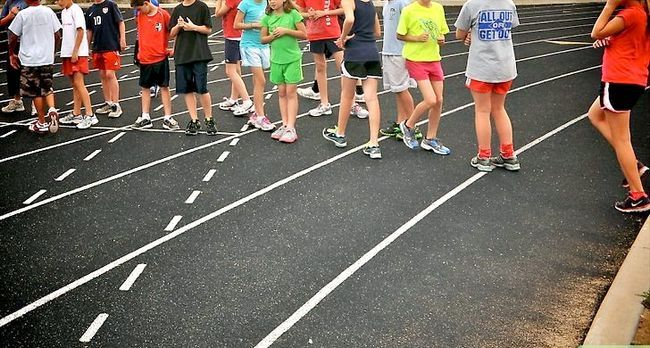 Billedets titel Do Sprint Training Step 8