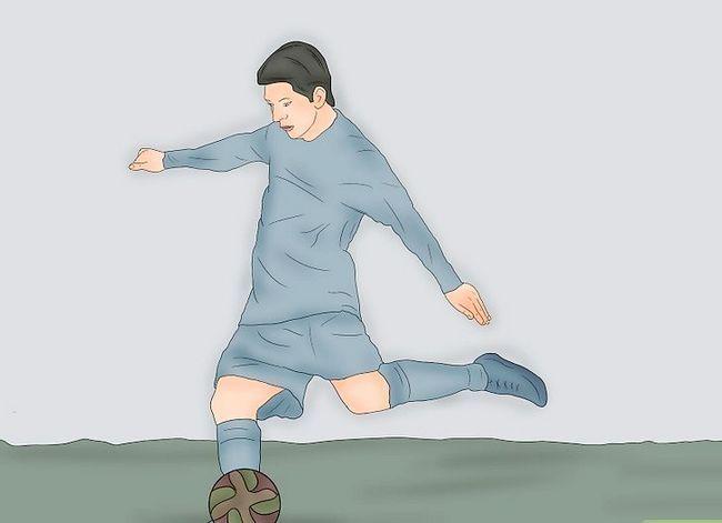 Billede med titlen Dribble Som Lionel Messi Trin 6