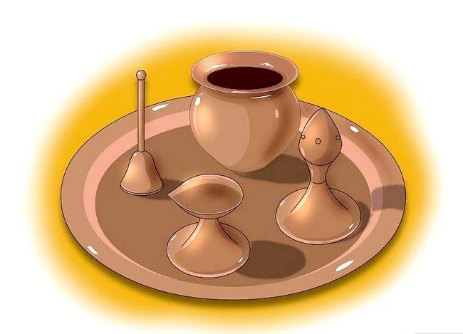 Hvordan man laver `Puja`