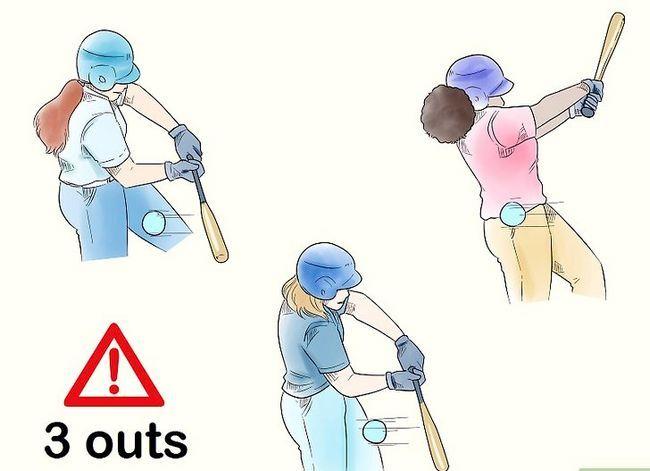 Billede med titlen Play Baseball Step 18