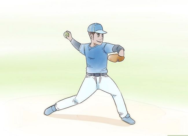 Billede med titlen Play Baseball Step 19