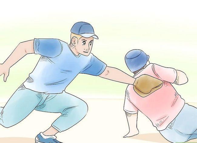 Billede med titlen Play Baseball Step 21