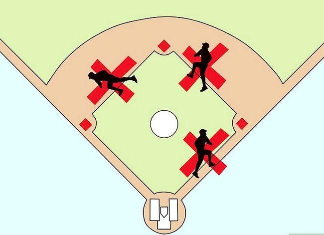 Billede med titlen Play Baseball Step 22