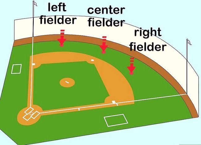 Billede med titlen Play Baseball Trin 4