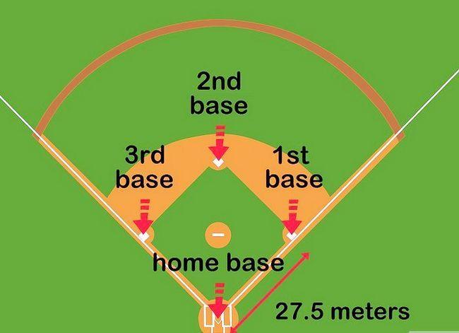 Billede med titlen Play Baseball Trin 5