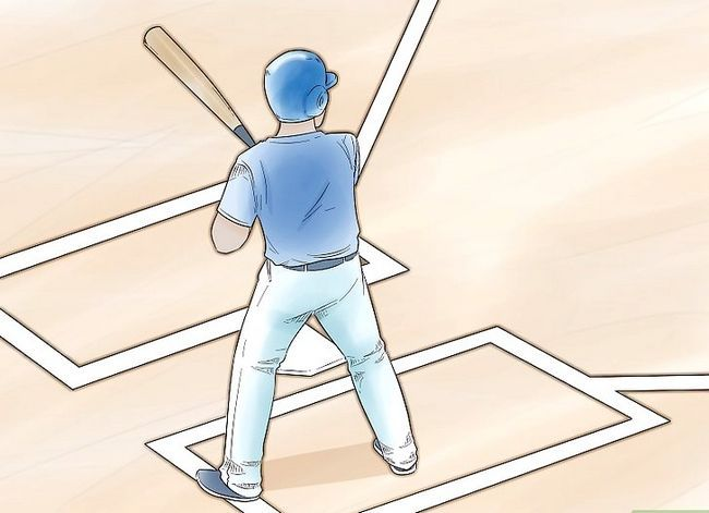 Billede med titlen Play Baseball Trin 10