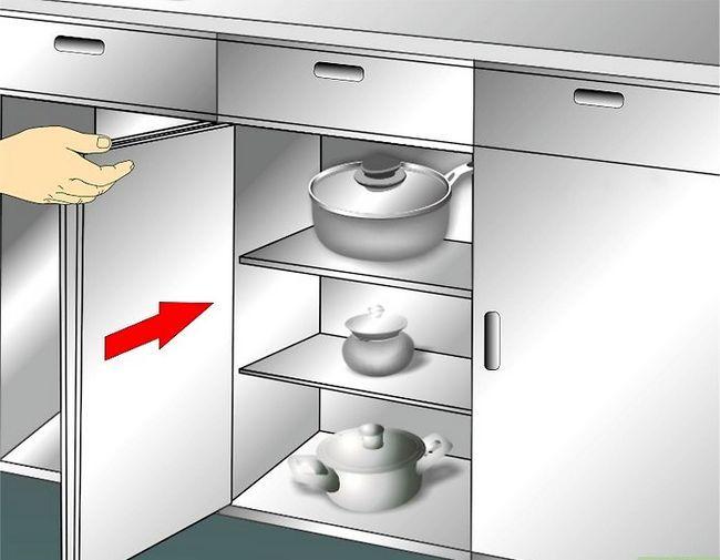 Billedbetegnelse Clean Kitchen Cabinets Trin 16 1