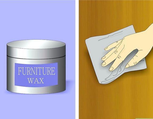Billedbetegnelse Clean Kitchen Cabinets Trin 8