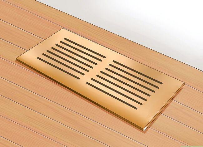 Billedbetegnelse Clean Floor Ventils Trin 1
