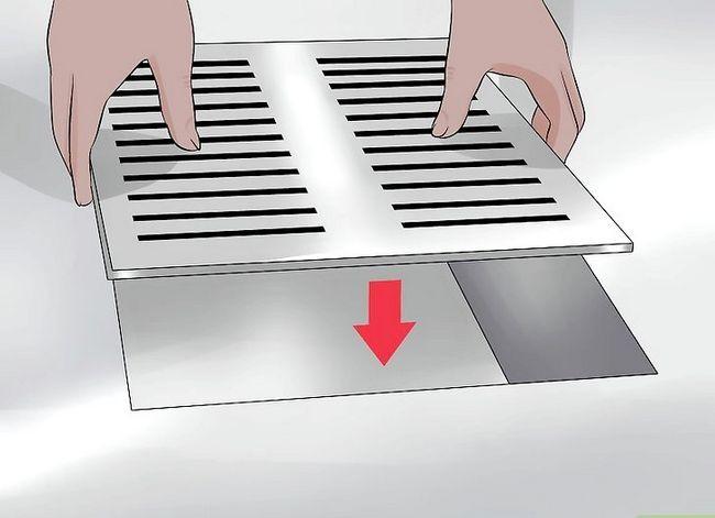 Billedbetegnelse Clean Floor Ventils Trin 6