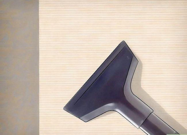 Billedbetegnelse Clean Wallpaper Trin 4