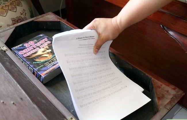Billedbetegnelse Rengør et klaver Trin 12