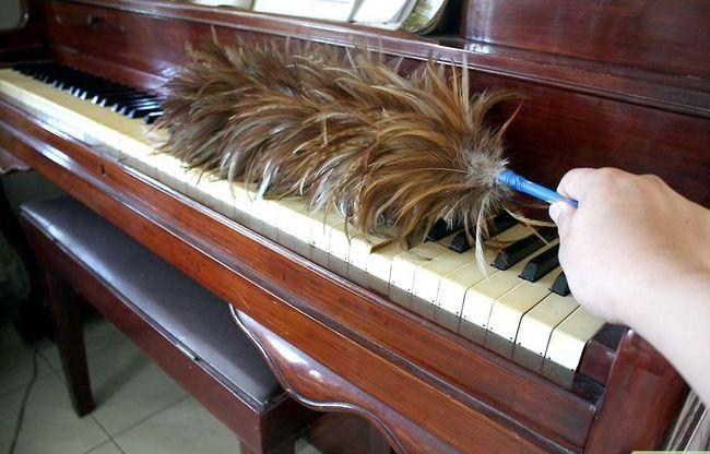 Billedbetegnelse Rengør et klaver Trin 2