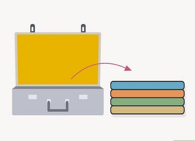 Billedbetegnelse Rengør en kuffert Trin 1