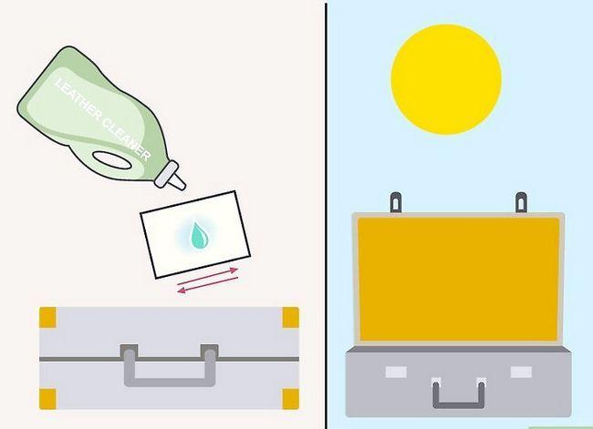 Billedbetegnelse Rengør en kuffert Trin 11
