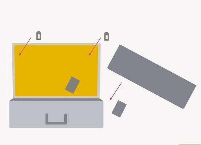 Billedbetegnelse Rengør et kuffert Trin 8
