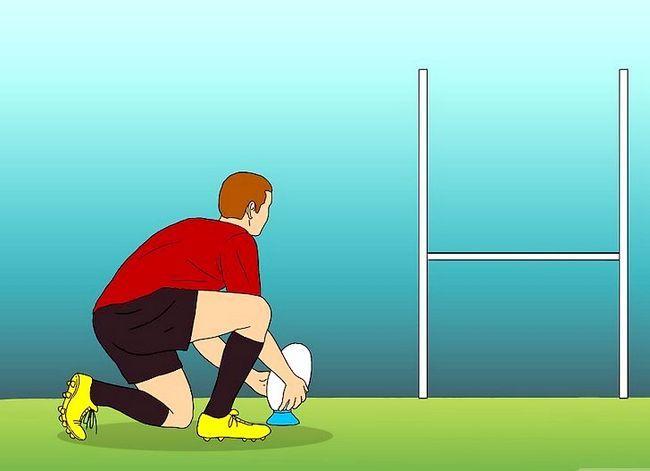 Billede med titlen Kick for Goal (Rugby) Trin 2
