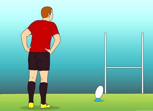 Billede med titlen Kick for Goal (Rugby) Trin 3