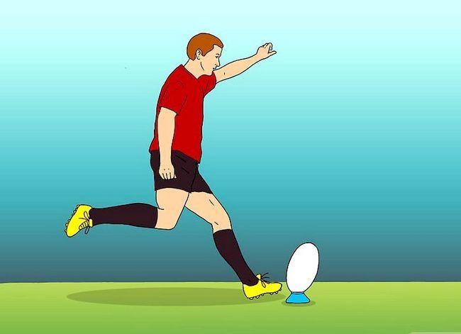 Billede med titlen Kick for Goal (Rugby) Trin 5