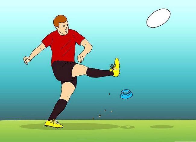 Billede med titlen Kick for Goal (Rugby) Trin 8