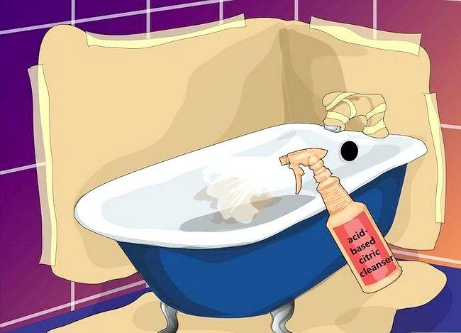 Billedbetegnelse Maler badekarret Trin 11
