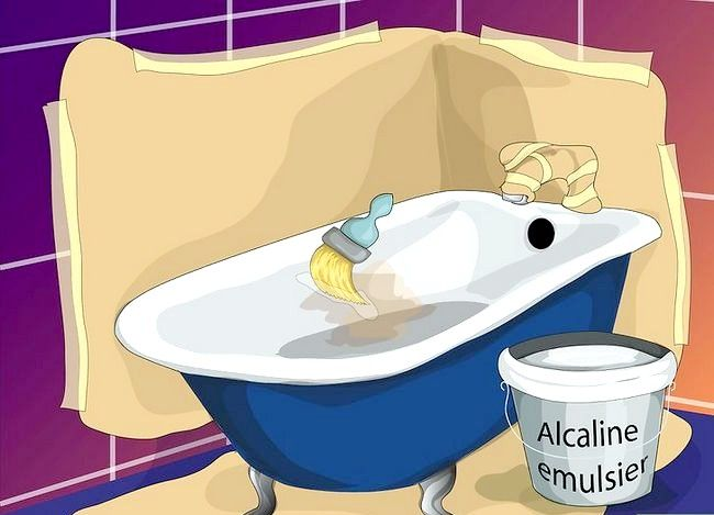 Billedets titel Maler badekaret Trin 10