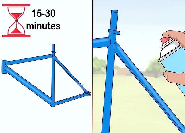 Billedbetegnelse Mal en cykel Trin 13