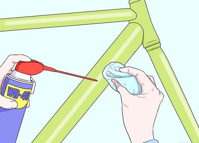 Billedbetegnelse Mal en cykel Trin 3