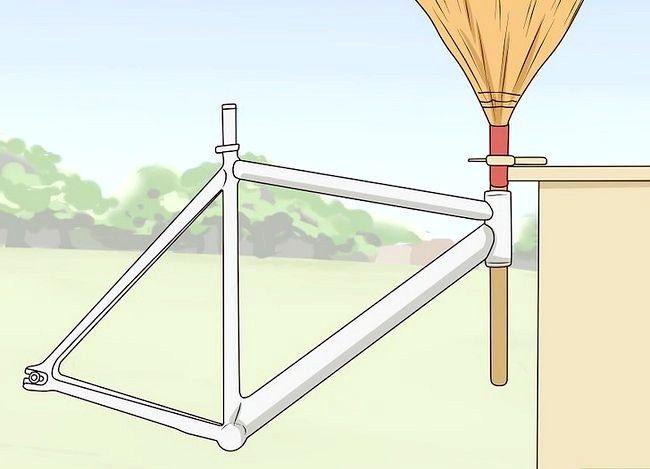 Billedbetegnelse Mal en cykel Trin 9
