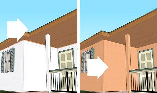 Billedbetegnelse Mal et hus Trin 4