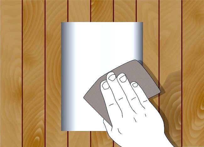 Billedbetegnelse Malingplademetal til Home Decorating Trin 1