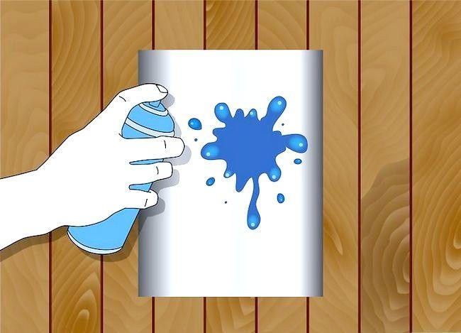 Billedbetegnelse Malingplademetal til Home Decorating Trin 5