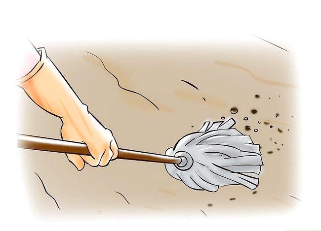 Billede titel Forbered et undergulv for hårdt træ Trin 1